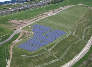 IMG_HLF Solar Array looking northwest2 2014